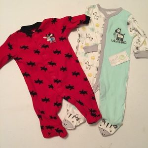 Other - Boys infant sleepers